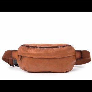 FRYE Leather Belt Bag/Fanny Pack, NWT